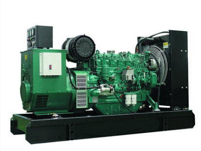 合肥全新上柴200kw大型柴油发电机组