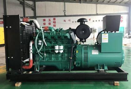 合肥全新潍柴150kw大型柴油发电机组