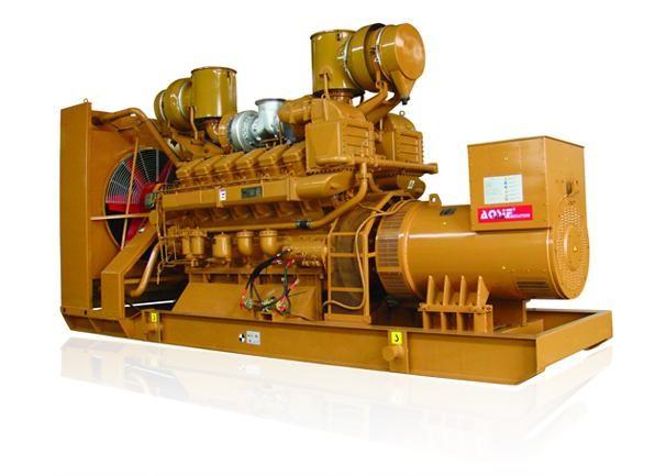 合肥济柴190kw系列柴油发电机组