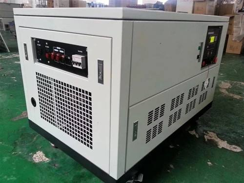合肥包河县30千瓦静音发电机