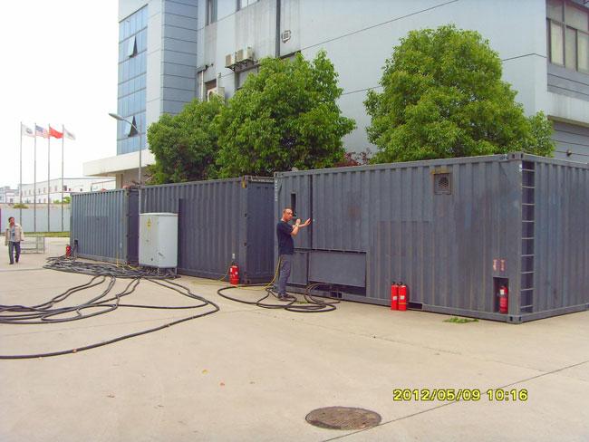 合肥集装箱二手发电机