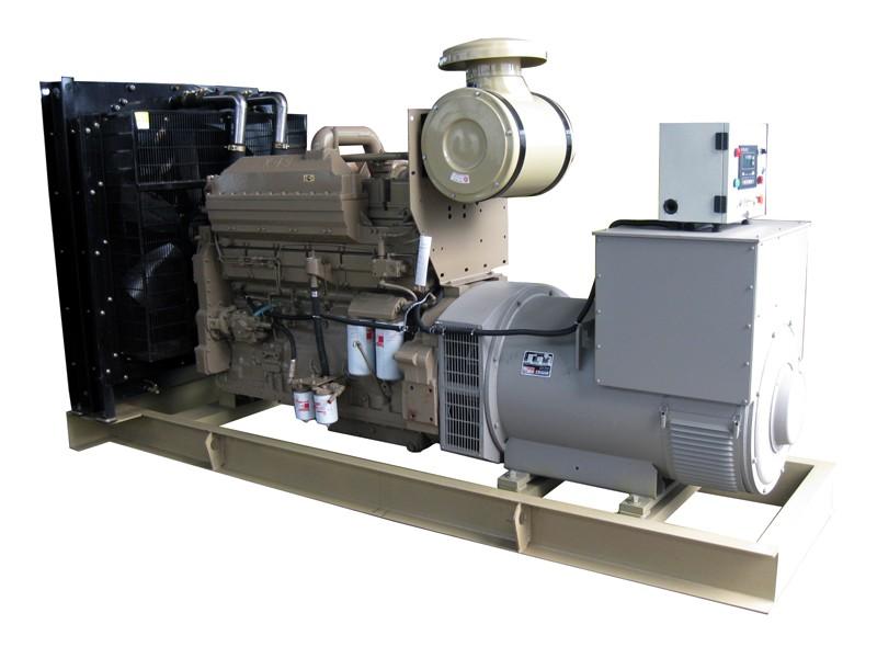肥西康明斯450KW发电机组租赁
