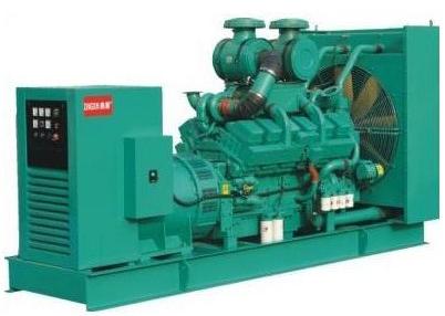 肥西康明斯728KW发电机组出租