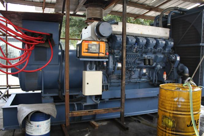 合肥二手1000KW发电机组租赁公司