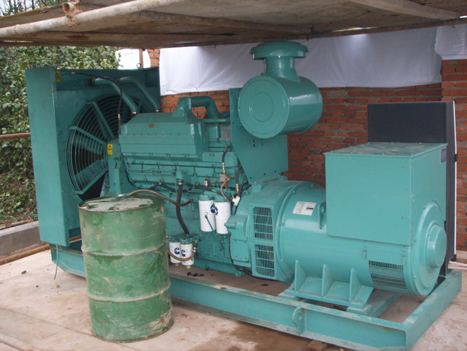 合肥二手400KW发电机组租赁