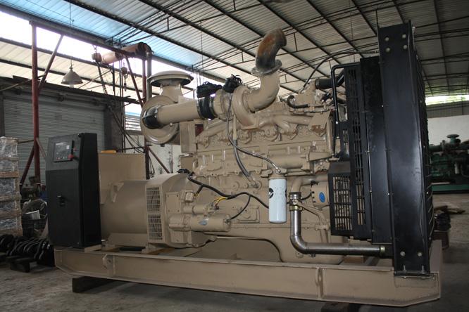 合肥二手300KW发电机组出租