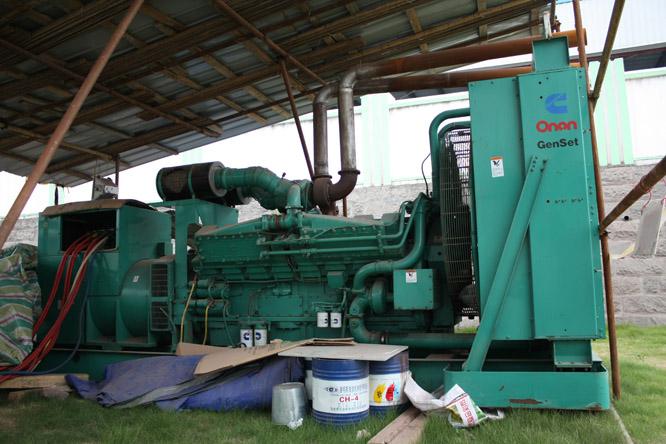 合肥二手1280KW发电机出售