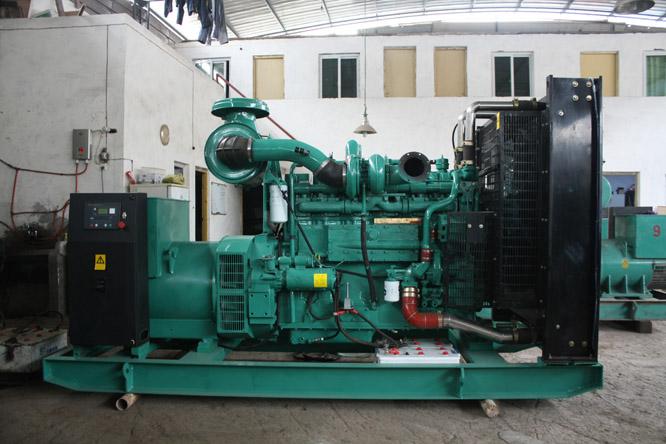 合肥二手400KW发电机组出租出售