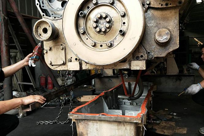 合肥柴油发电机维修