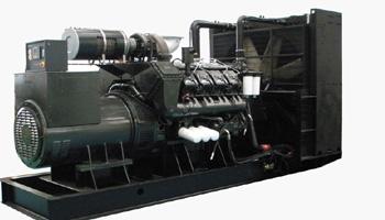 合肥二手1800KW帕金斯高压柴油发电机组价格