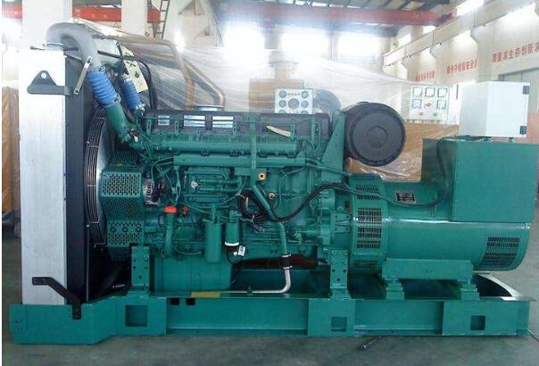 合肥雅马哈500kw大型柴油发电机组出租