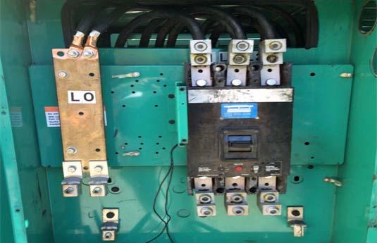 断路器维护和修理