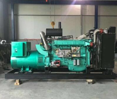 合肥瑶海县宗申动力300kw大型柴油发电机组