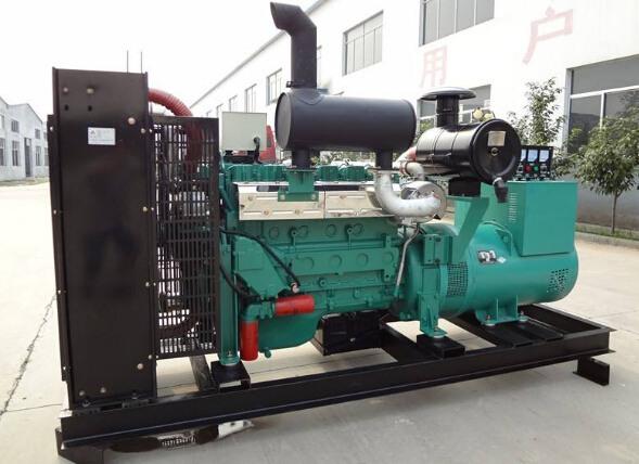 合肥二手潍柴400kw大型柴油发电机组