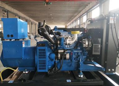 合肥瓯海县泰豪200kw大型柴油发电机组