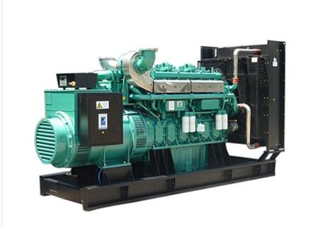 合肥瑶海县宗申动力400kw大型柴油发电机组