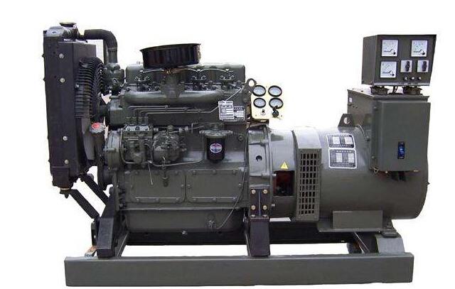 合肥二手潍柴10kw小型柴油发电机组
