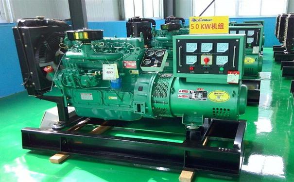 合肥二手本田50kw小型柴油发电机组