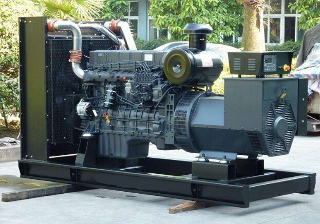 合肥二手本田150kw大型柴油发电机组