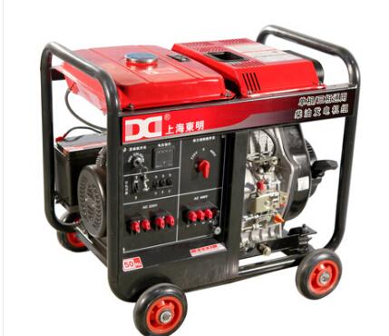 合肥二手上柴8kw小型柴油发电机