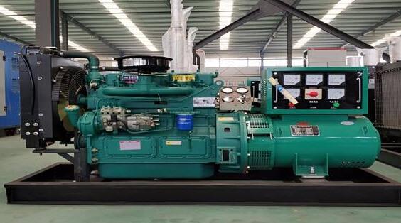 合肥庐江本田250kw大型柴油发电机组