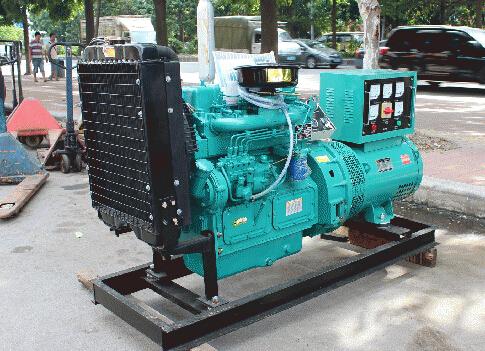 合肥庐江本田30kw小型柴油发电机组